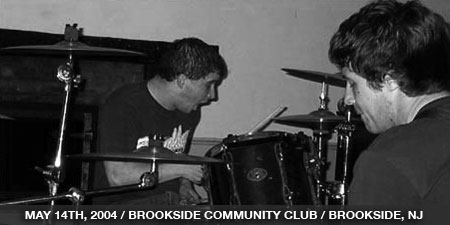 The Stand In - May 14th, 2004 - Brookside Community Club - Brookside, NJ