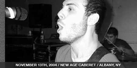 The Stand In - November 13th, 2004 - New Age Caberet - Albany, NY