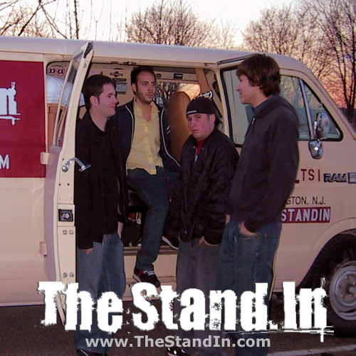 The Stand In - Promo Photo